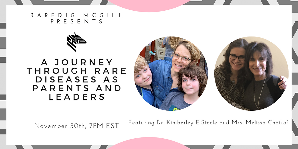 A Journey Through Rare Diseases as Parents and Leaders