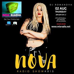 DJ Romanova Nova radio Show #15.jpg