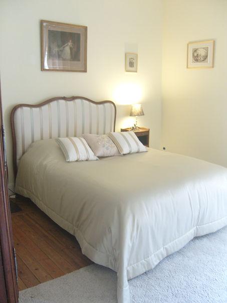 Confection d'un dessus de Lit en Taffetas et Couverture de la Tête de lit