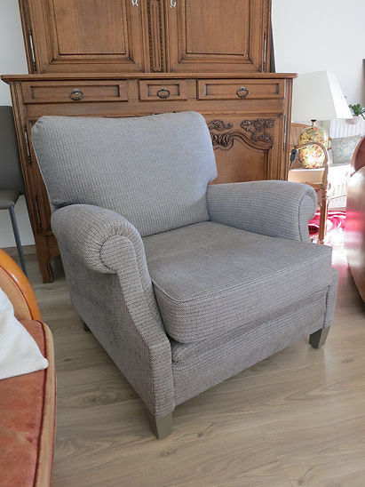 Fauteuil Style Club