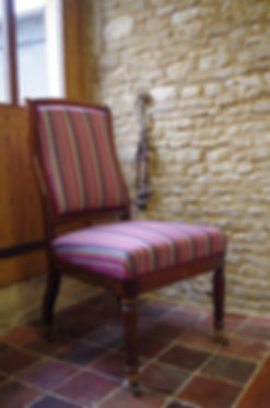 Chaise d'appart/ Charles X