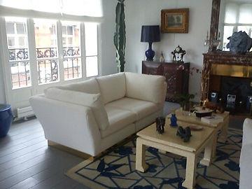 Canapé 2 places - Art Déco