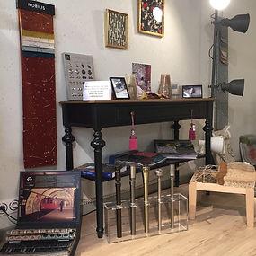 collections de tissu falaise