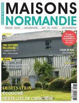maison normandie couverture