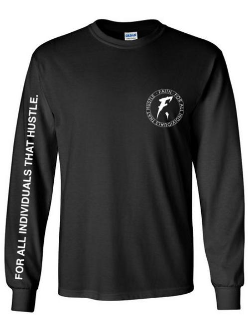 FAITH. Long Sleeve T-Shirt