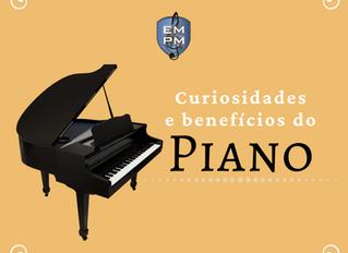 Curiosidades e benefícios do piano