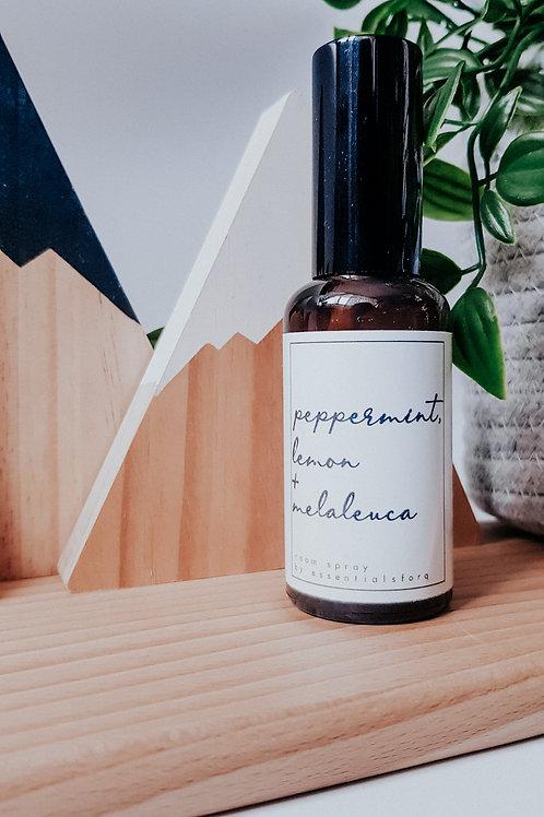 Peppermint, Lemon & Melaleuca - 50ml
