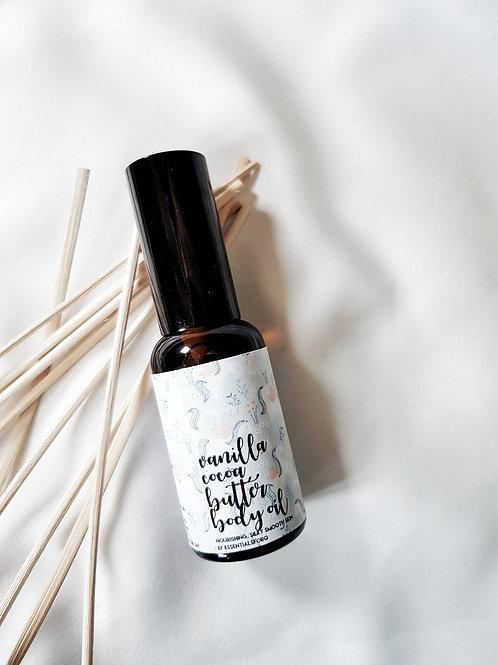 Vanilla Cocoa Butter Body Oil
