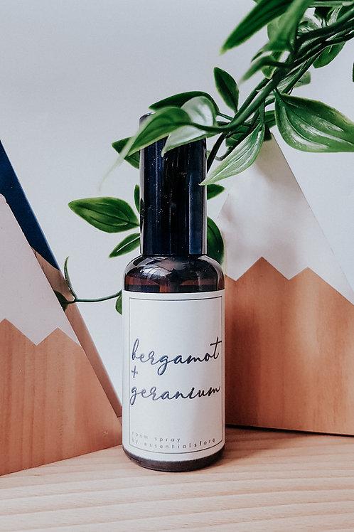 Bergamot & Geranium - 50ml