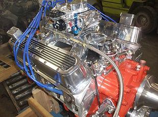Mopar Stroker Engine