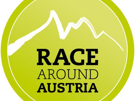 Race Around Austria 1500  Start am 15. August 2018