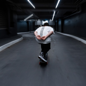 Skate by Cristo Noir