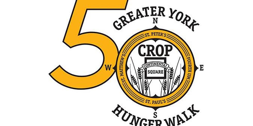 Greater York CROP Hunger Walk