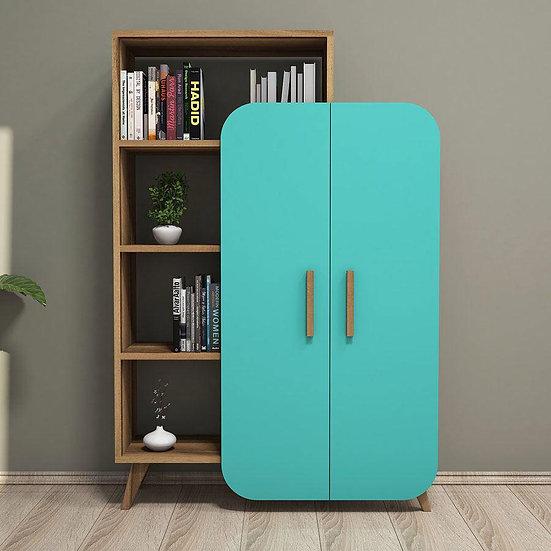 Storage unit Turquoise