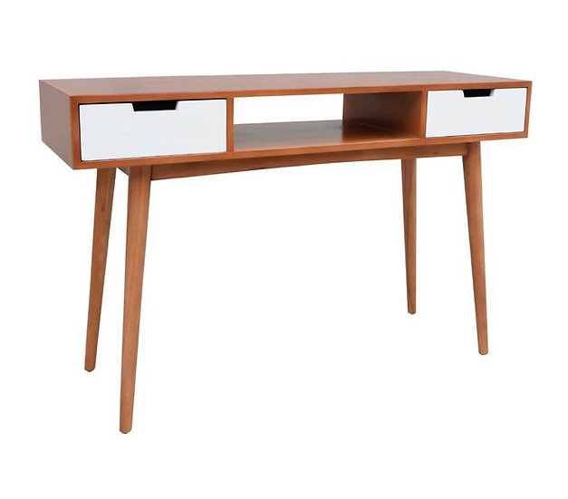 Modern brown Desk