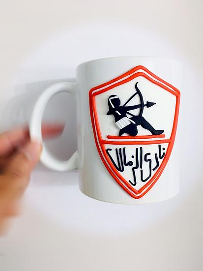 Muge Zamalek Logo