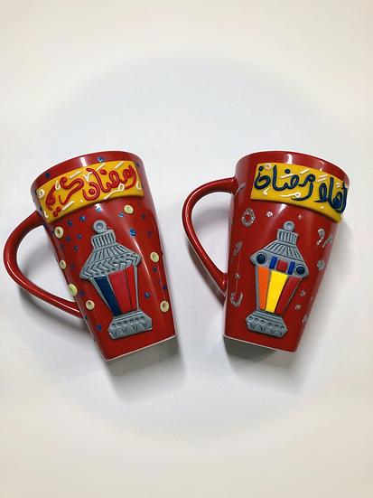Pair Mugs Ramadan