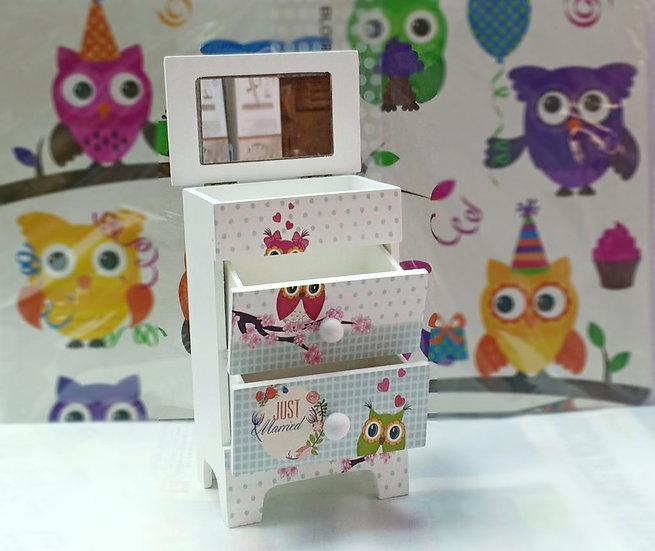 Wooden Jewelry Box01