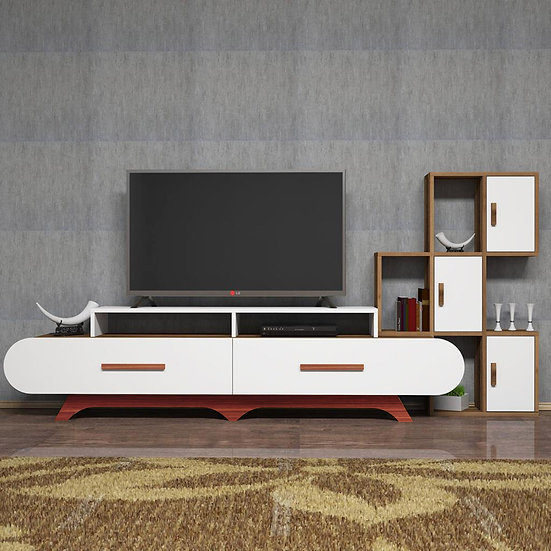 CURVY XXL TV Unit