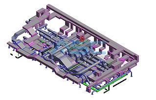 HVAC BIM Model