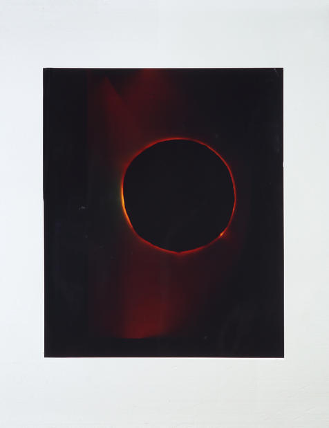 Light Bleeds. 51 x 61cm.  (2017) Kim Coleman and Annette Knol.