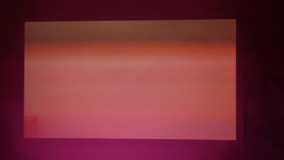 Flicker. Live video, light, performance. The Showoom, London (2017)