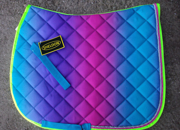 Sheldon Unicorn Saddlepad