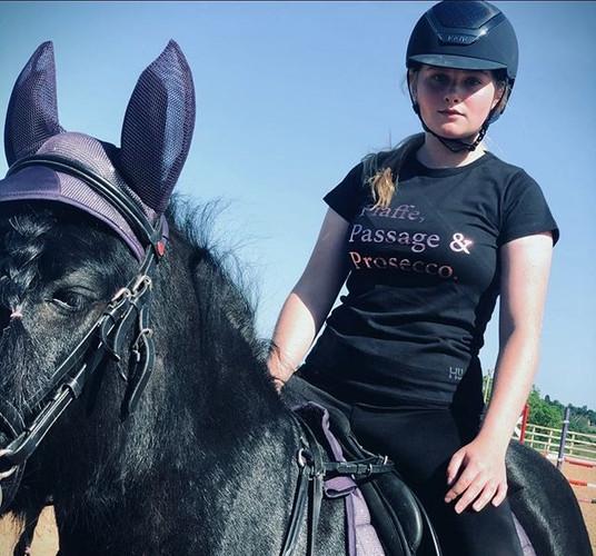 HY Equestrian Piaffe Tshirt