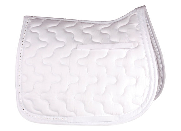 HyEquestrian Diamante Saddle pad