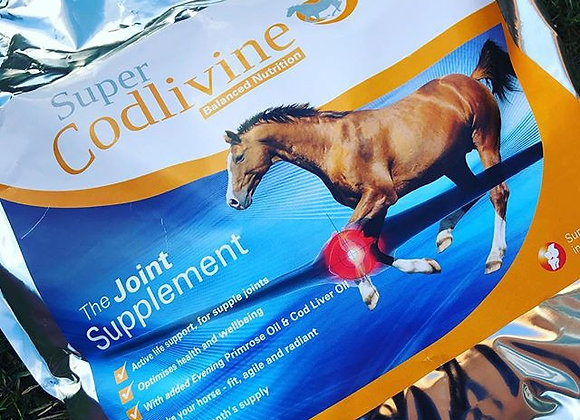 Super Codlivine joint supplement Refill