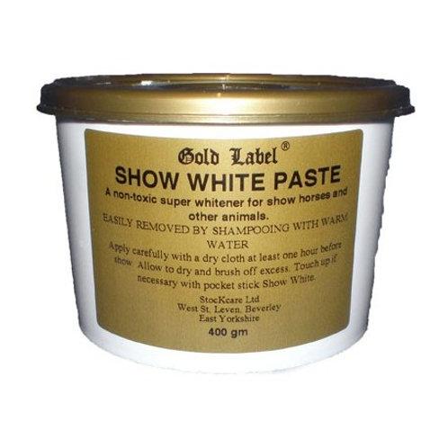 Gold Label Show White 400g