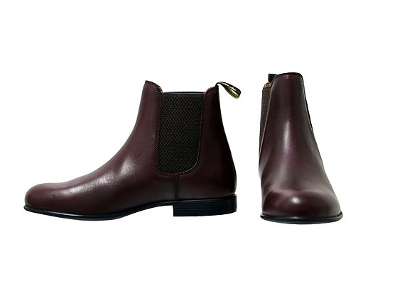 Supreme Products Show Ring Jodhpur Boots - Oxblood