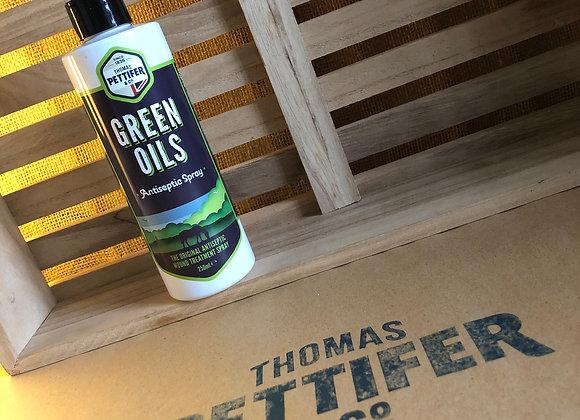 Thomas Pettifer - Green Oils Spray