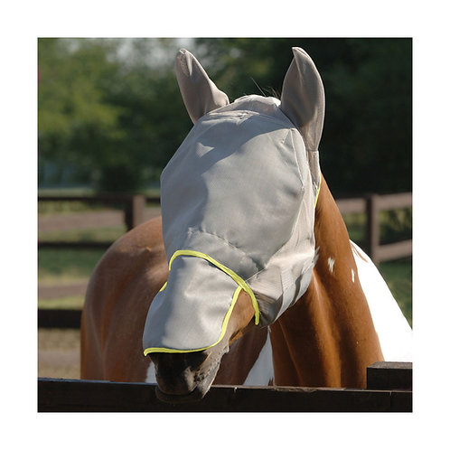 Equillibrium Field Relief Max Fly Mask - Donkey/Horse