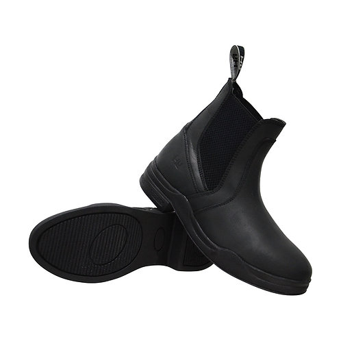 Hy Equestrian Wax Leather Jodphur boot Adult