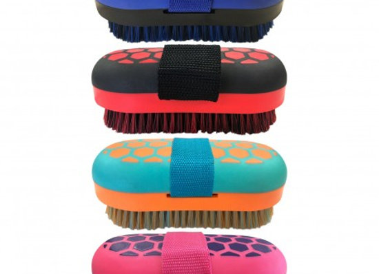 Honeycomb Body Brush
