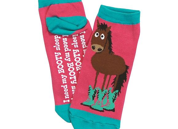 LazyOne Adult Slipper Socks