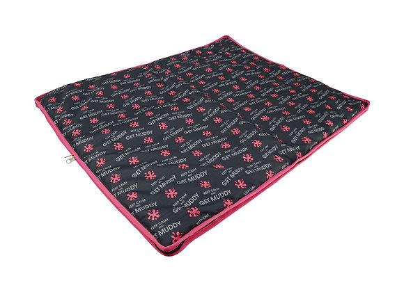 Hy Keep Calm & Get Muddy Dog Bed