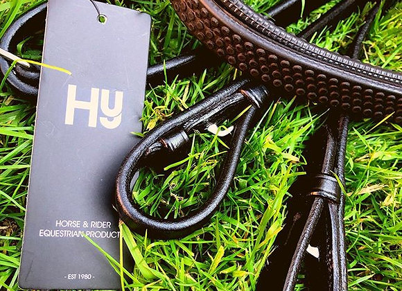 Hy Equestrian Rubber Reins
