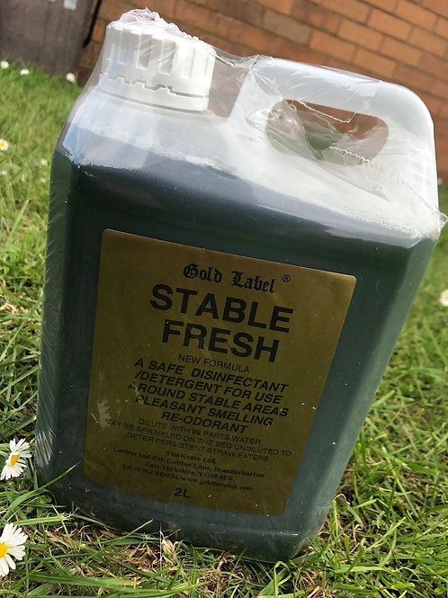 Gold label Stable fresh 2ltr