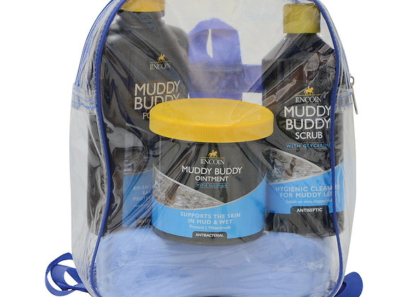 "Lincoln ""Muddy Buddy"" Gift Pack"