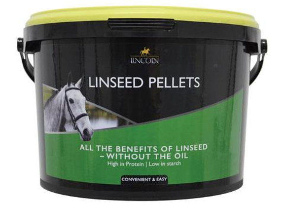 Lincoln Linseed Pellets 2.5kg