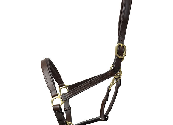 Coldstream Luxury Leather Headcollar