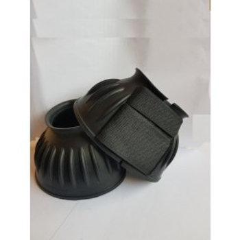 Ecomony Velcro Over Reach Boots BLK