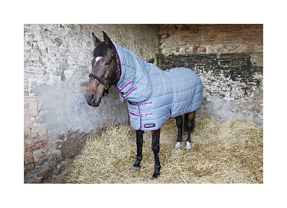 HY DefenceX System 300 Combi Stable Rug