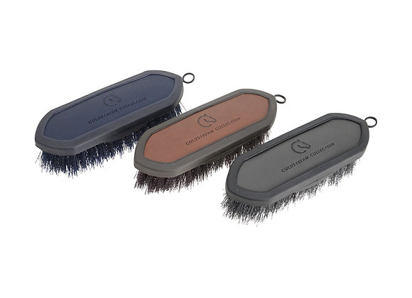 Coldstream Faux Leather Dandy Brush