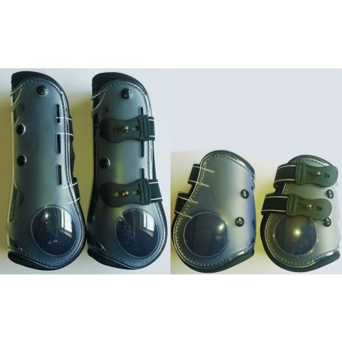 Tendon And Fetlock Soft Shell Boots