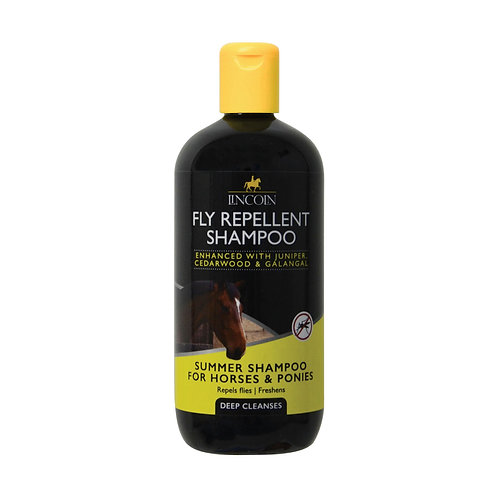 Lincoln Fly Repellent Shampoo 500ML