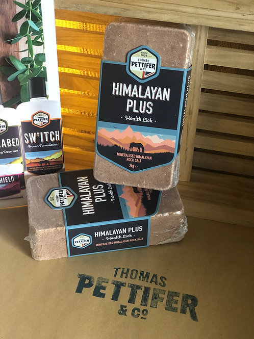 Thomas Pettifer Mineral Salt lick 2kg