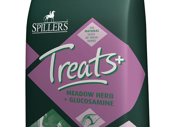 Spillers Treats+ Meadow Herb with Added Glucosamine